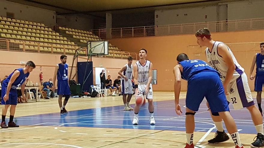 El Angels Vision cae por 69-63 en la cancha del SCD Carolinas Alicante