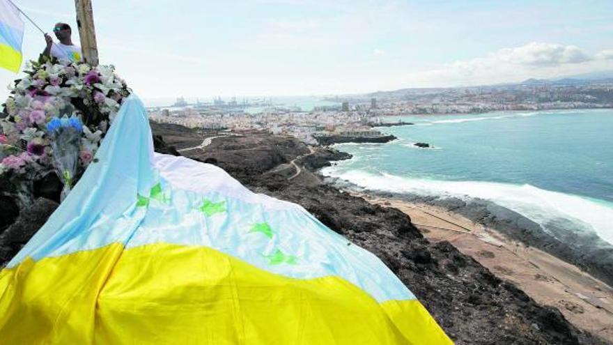 El legado independentista de Cubillo resiste en Canarias