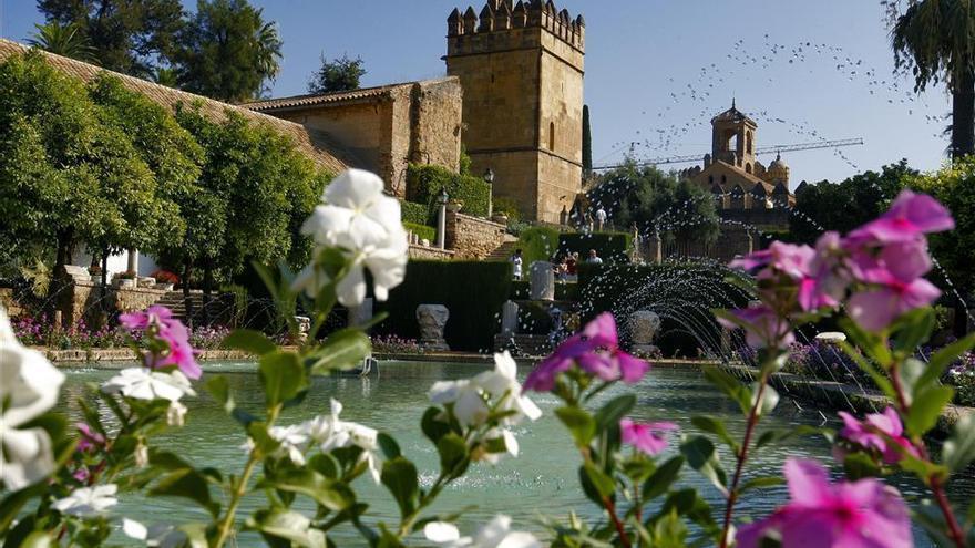 Alcázar de los Reyes Cristianos: pequeña Pompeya