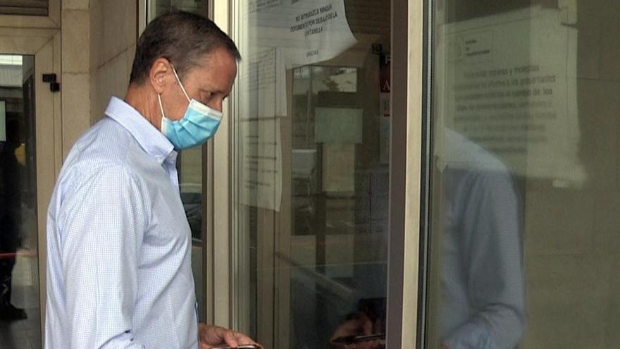Intervienen 111.000 euros al expeluquero de Zaplana en un registro por el caso Erial