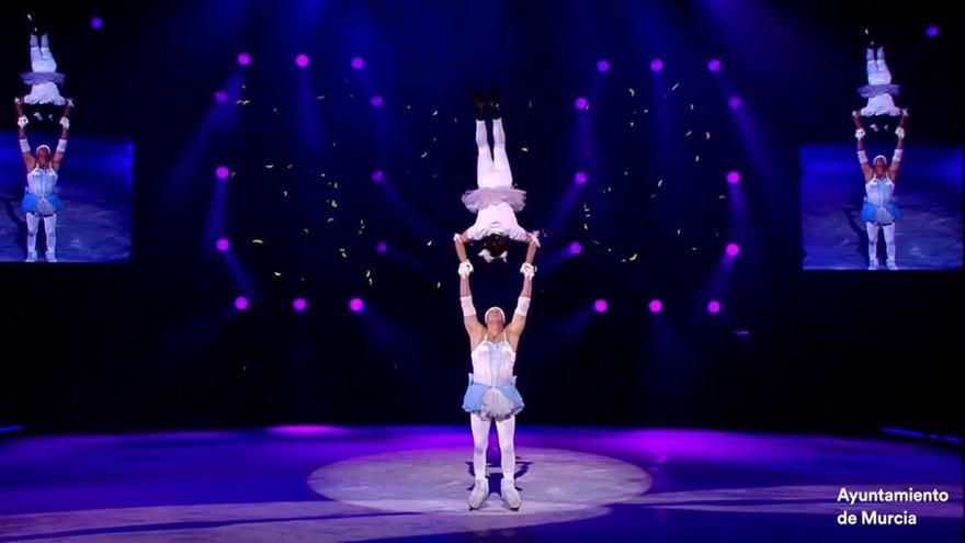 Javier Fernández traerá 'Revolution on Ice' a Murcia en Navidad