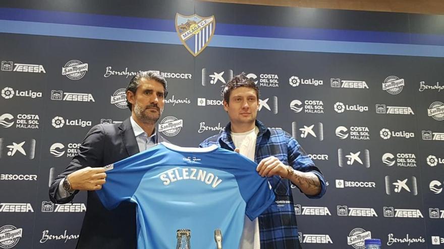 Caminero desvela ofertas por varios jugadores del Málaga CF
