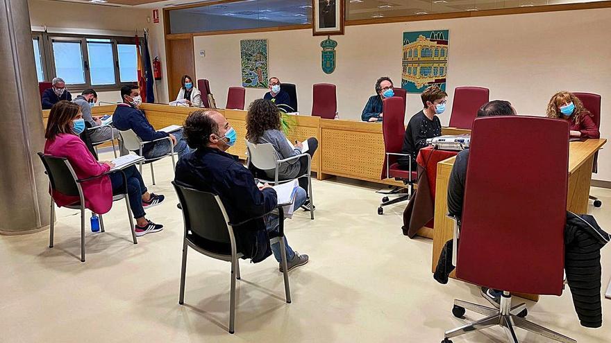 Sada y Carral, únicos concellos del área de A Coruña con las cuentas de 2021 sin aprobar