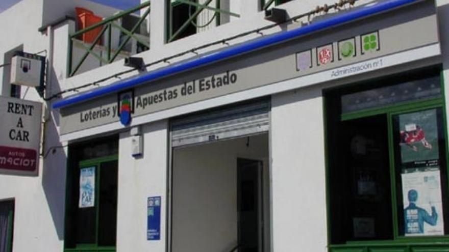 La Bonoloto deja un pellizco en Canarias
