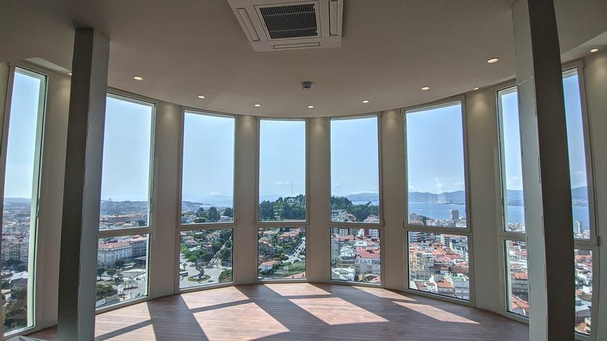 La oficina con mejores vistas de Vigo: trabajar con la ciudad a tus pies