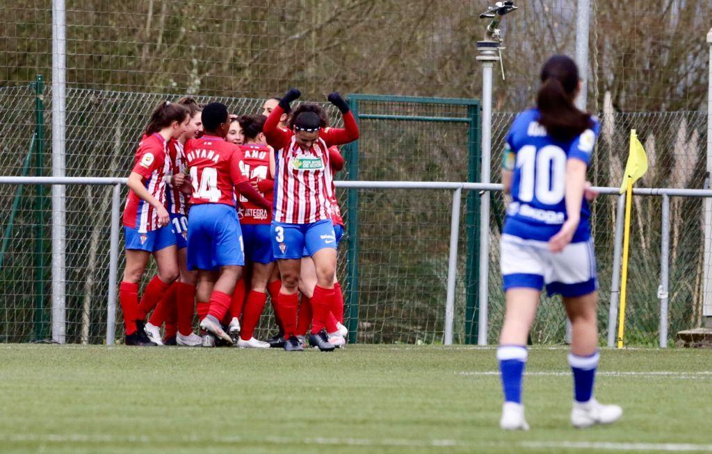 Debri femenino Oviedo-Sporting