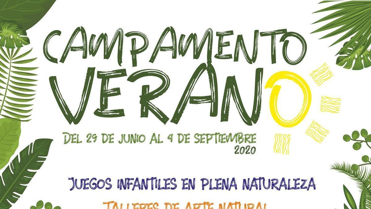 Abren el plazo de inscripción al campamento de verano de La Concepción