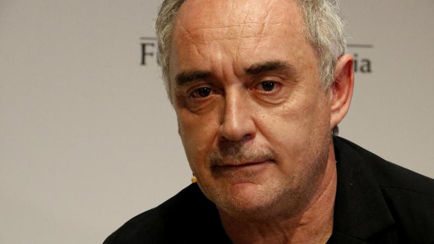 Ferran Adrià i Carme Ruscalleda reflexionaran a Figueres sobre la cuina i el menjar