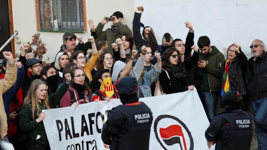 La Fiscalía investiga las protestas de los CDR