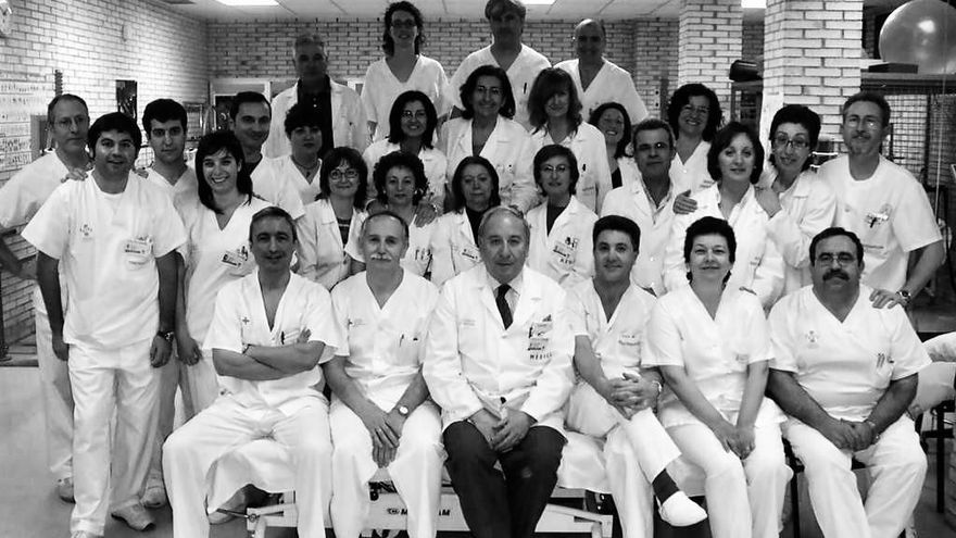 Al doctor Severiano Laborda, in memoriam