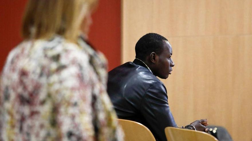 El Supremo rebaja a 14 años la condena a Makelele por la muerte de la hostelera Sonia Mitre