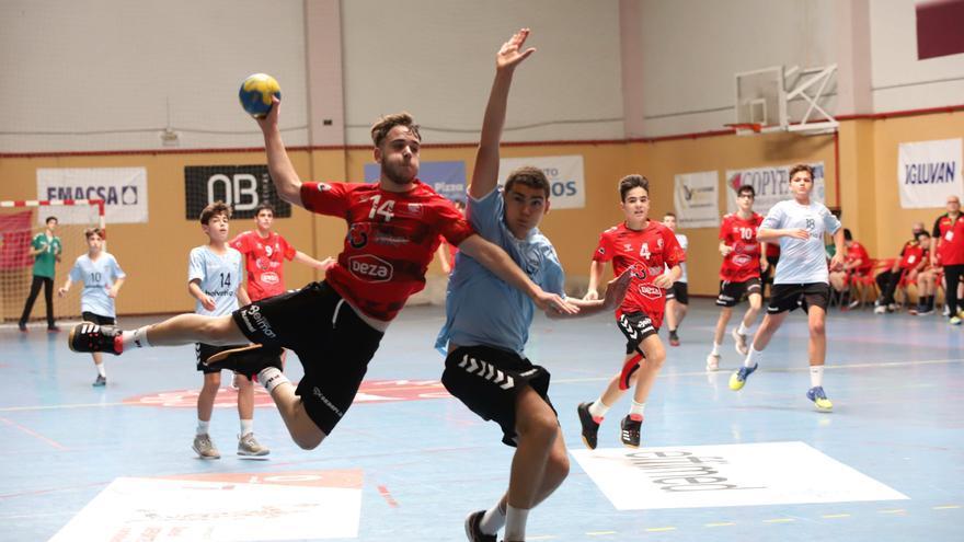 El Cajasur BM gana el título de Fátima y disputará el Top 8 de España