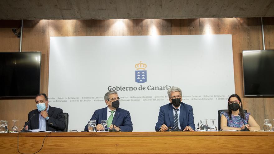 Sanidad rectifica y retrasa al lunes el endurecimiento de las restricciones en toda Canarias