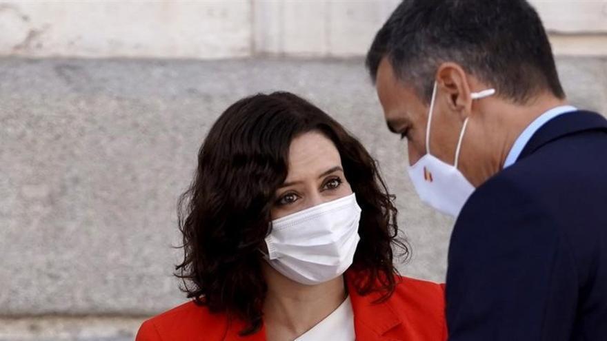El Gobierno se prepara para tomar el control de Madrid