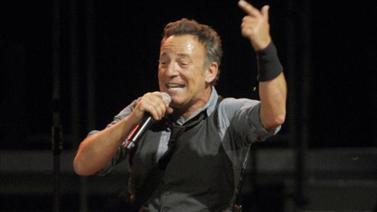 "Multa a Bruce Springsteen por ""dos pequeños tragos de tequila"""
