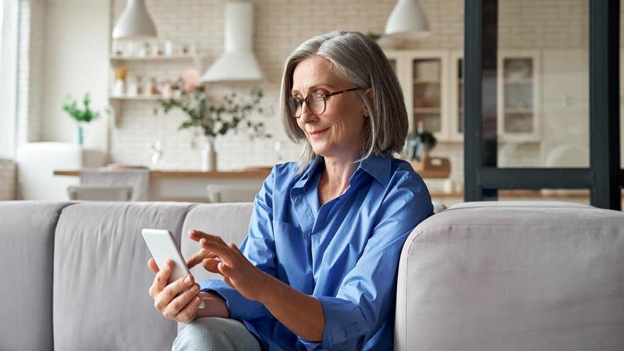 Internet, imprescindible para los jubilados