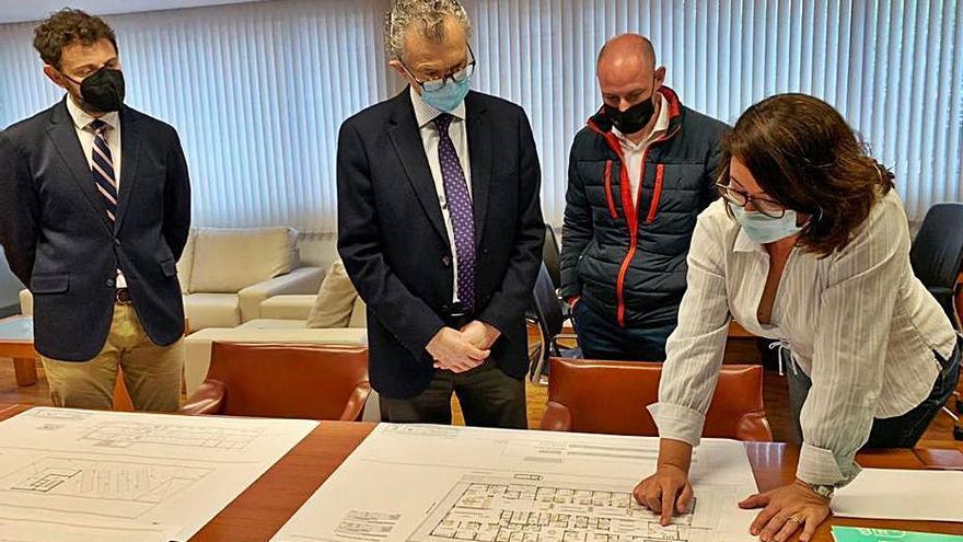 El nuevo centro de salud de Corvera tendrá más consultas