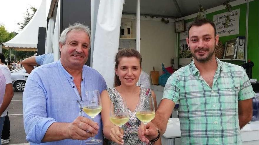 Más de 25.000 degustaciones en Monterrei