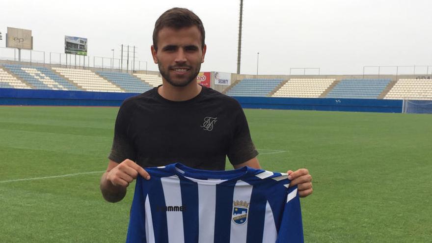 Sito, el primero en abandonar el Lorca FC