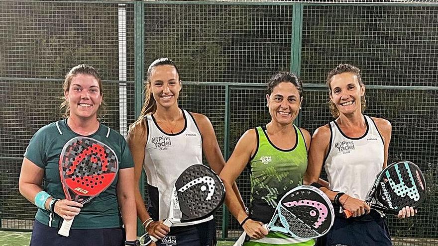 El Torneo de pádel Diario de Mallorca decide a sus campeones