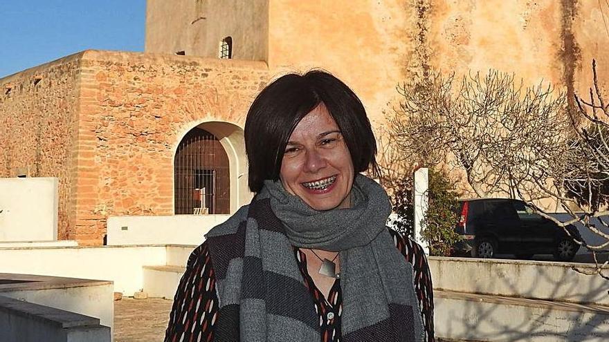 La consellera de Política Lingüística, Raquel Guasch.