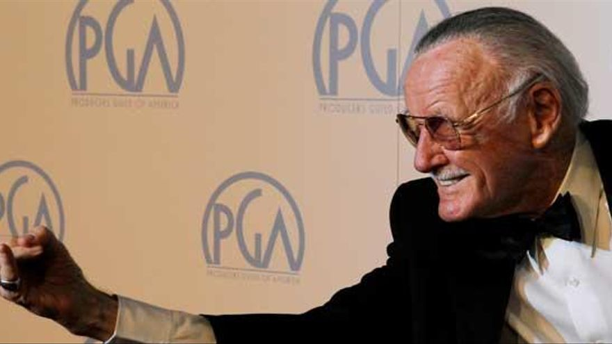Diez cosas que quizás no sabías sobre Stan Lee