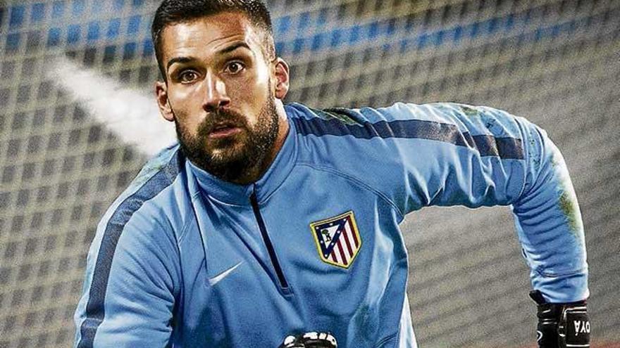 Moyá sigue en el Atlético pese al interés del Getafe