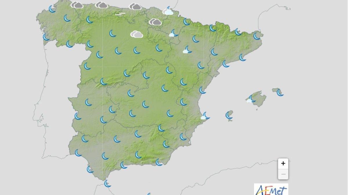 Aemet: pronóstico del tiempo en toda España hoy jueves 30 de julio de 2020