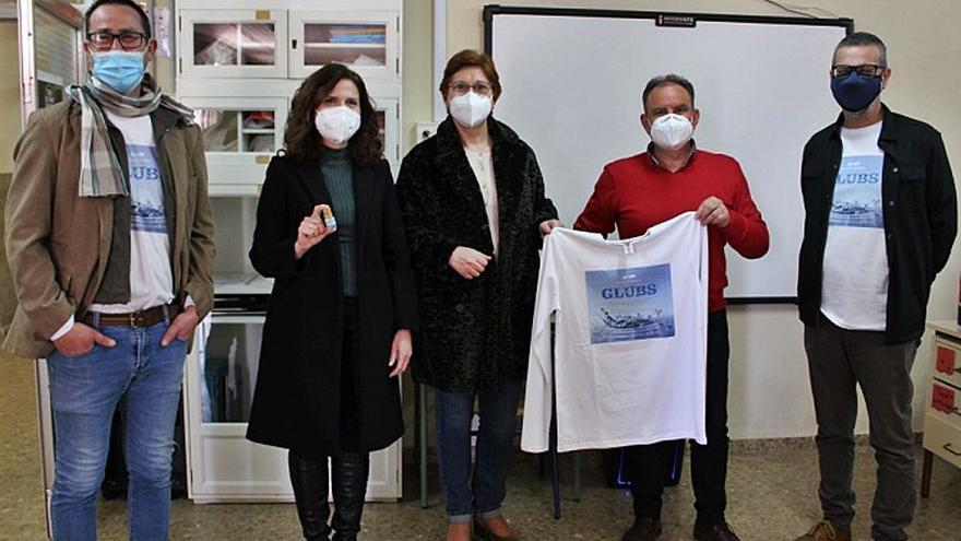 Jumilla presenta el proyecto escolar 'Glubs'