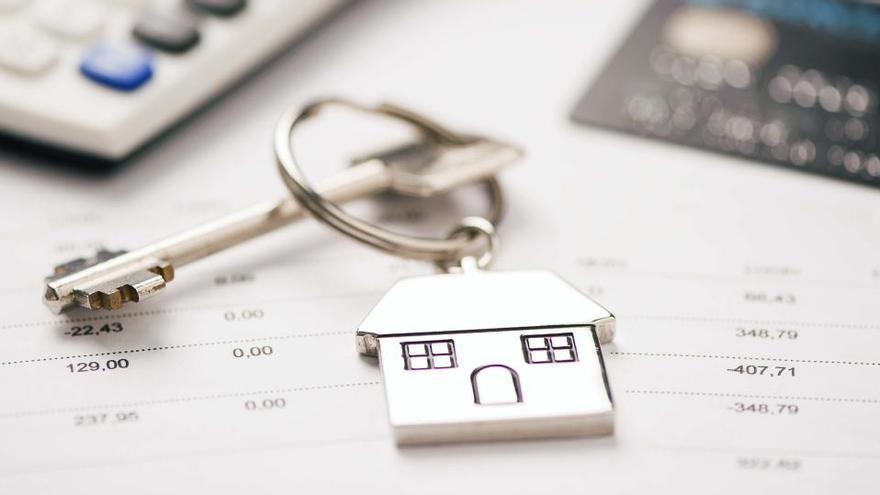 La firma de hipotecas para vivienda sube un 18,4% tras seis meses de descensos