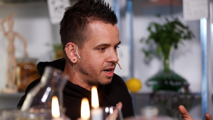 El chef Dabiz Muñoz