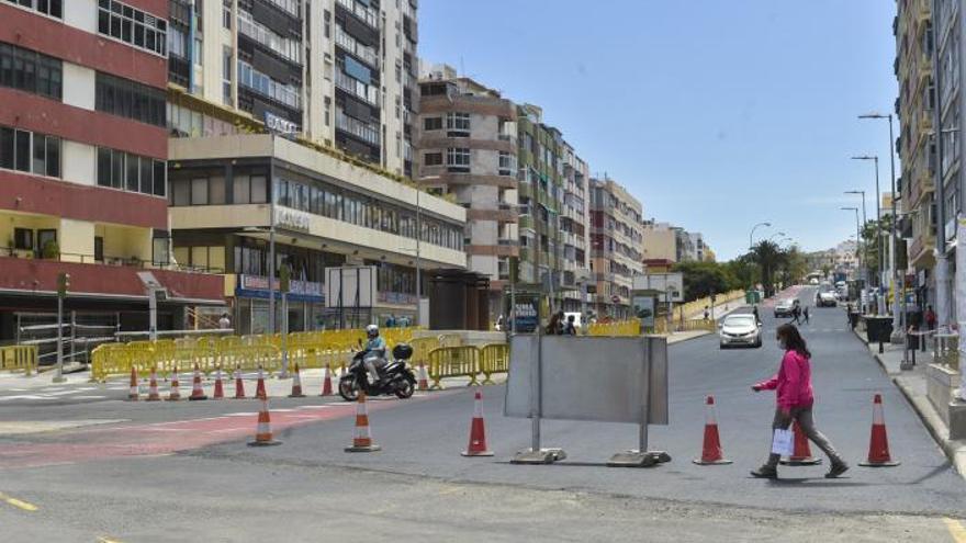 Costas espera planos del Ayuntamiento para autorizar el relleno de la Avenida
