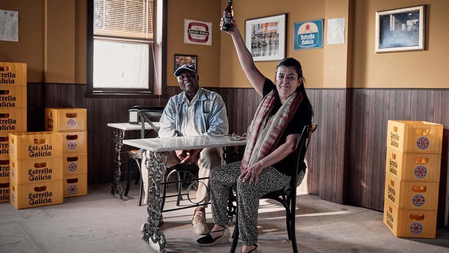 El bar Chaflán de A Coruña, protagonista en las historias de resistencia de Estrella Galicia