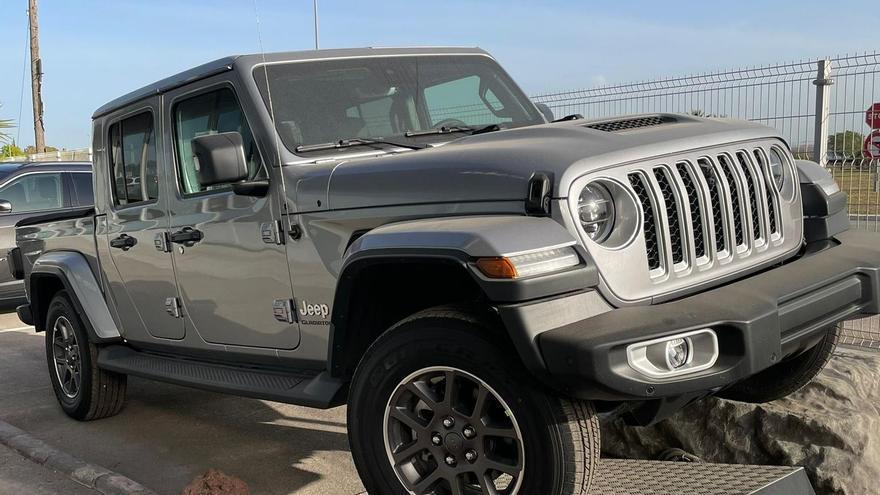 Gladiator: así es la pick-up de Jeep que ha revolucionado el mercado