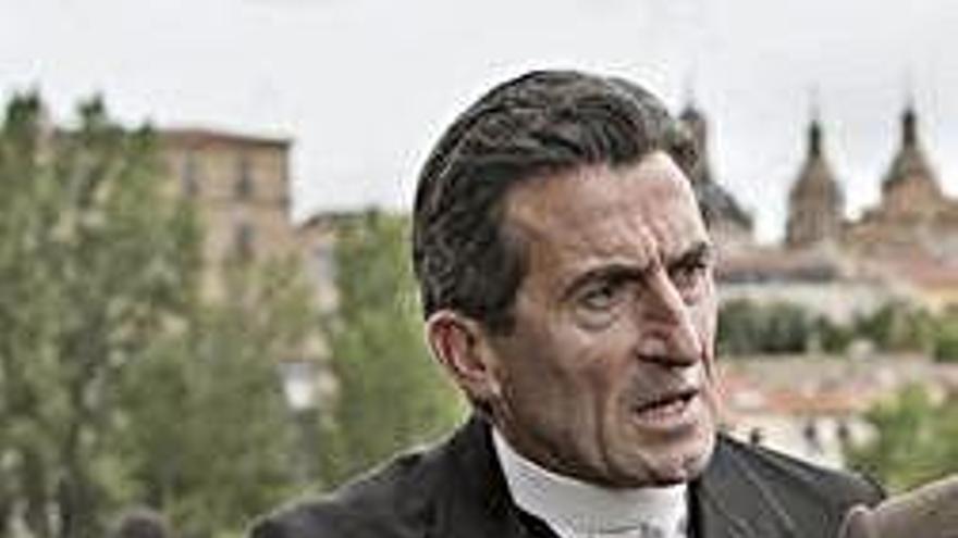 El actor Luis Zahera.