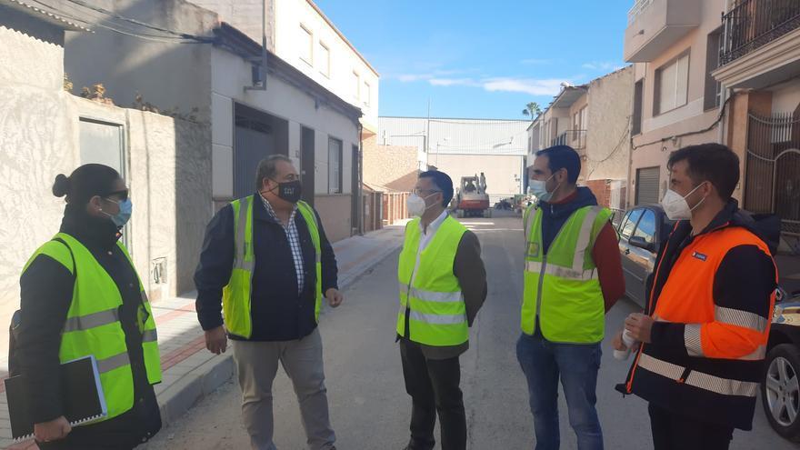 Rafal suscribirá un convenio con Orihuela para canalizar aguas en el barrio entre los dos municipios