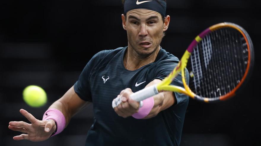 Tenis | Masters 1.000 de París: Rafa Nadal - Alexander Zverev