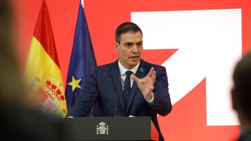 Sánchez anuncia la aprobación de una ley de 'startups' con ventajas fiscales