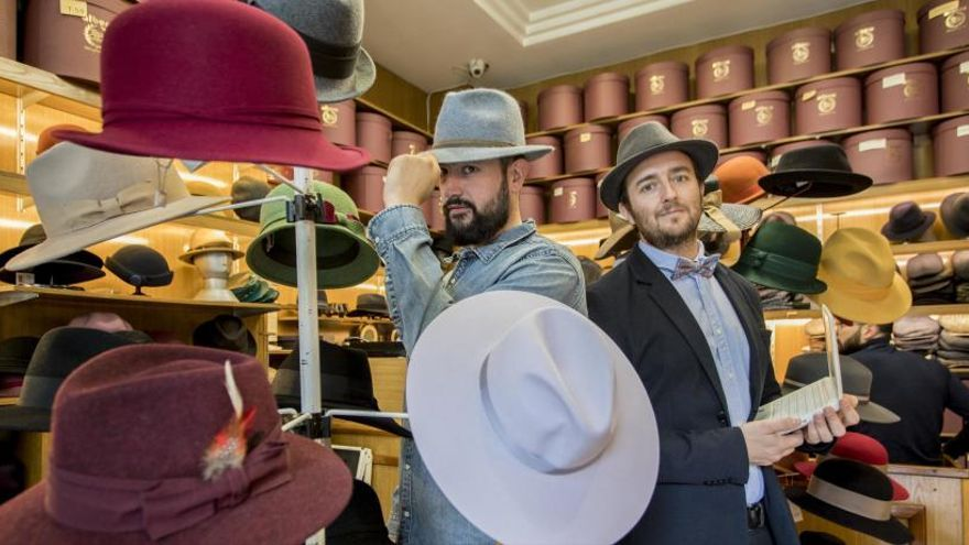 Sombreros en la era digital