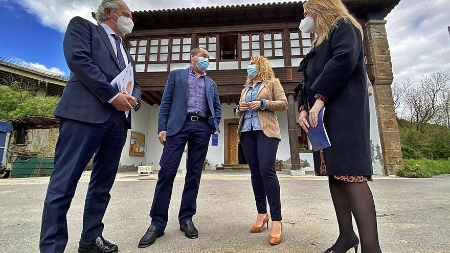 El gas ciudad llega a Campomanes: dará servicio a 262 viviendas y 9 negocios