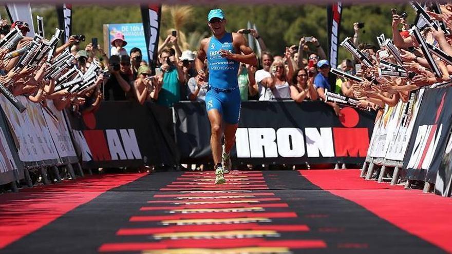 El Ironman Mallorca busca nueva fecha al no poder celebrarse en mayo
