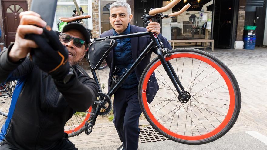 El laborista Sadiq Khan, reelegido alcalde de Londres