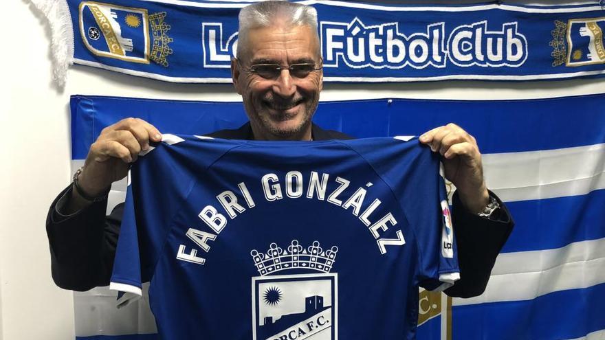 El Lorca de Fabri empieza a dar hoy sus primeros pasos