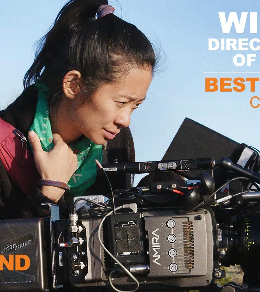 'Nomadland' gana el premio de los directores de Hollywood
