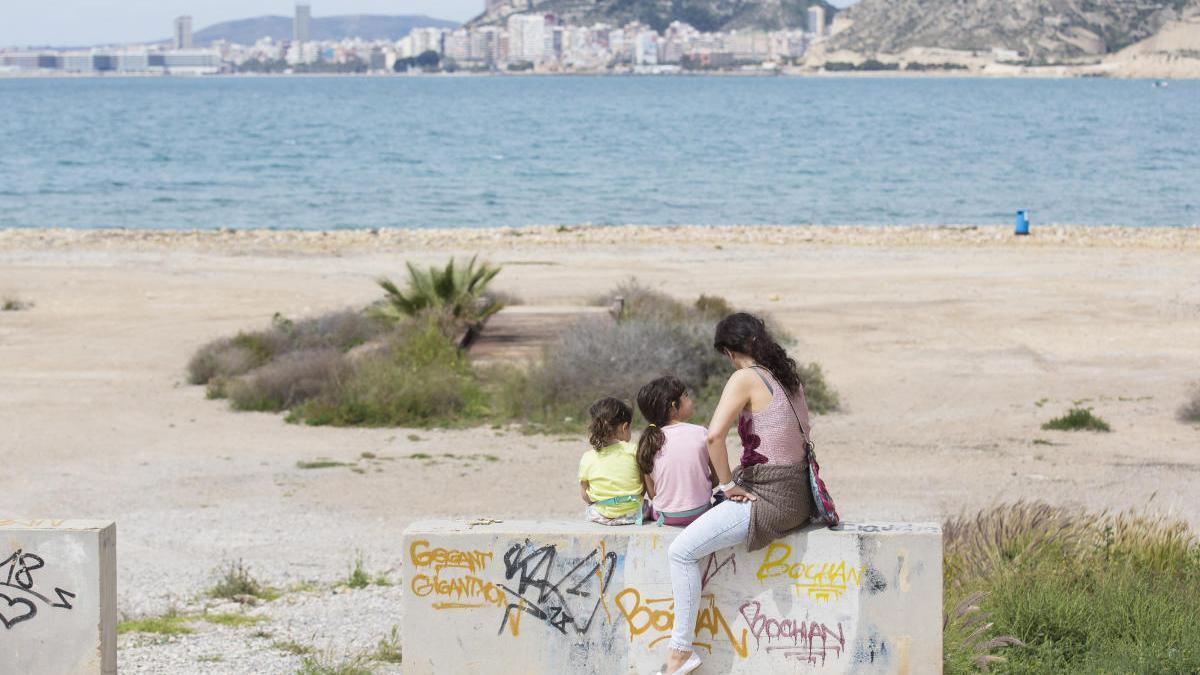 Las temperaturas se mantienen suaves en Alicante