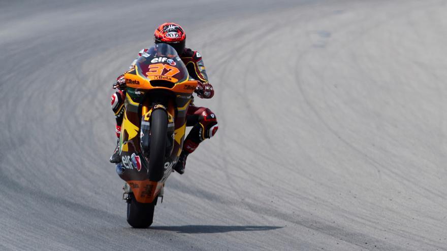 Gardner consigue 'in extremis' su segunda pole en Moto2