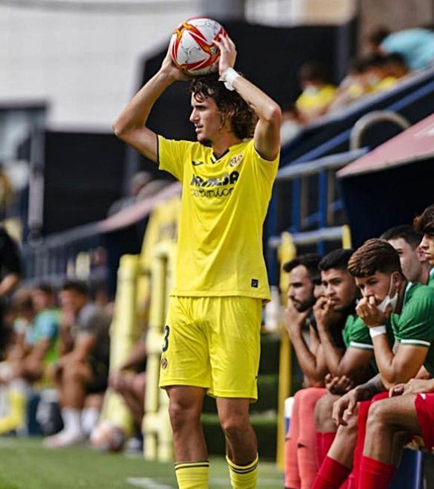 El Villarreal C se enfrenta  al Hércules B en Medi TV