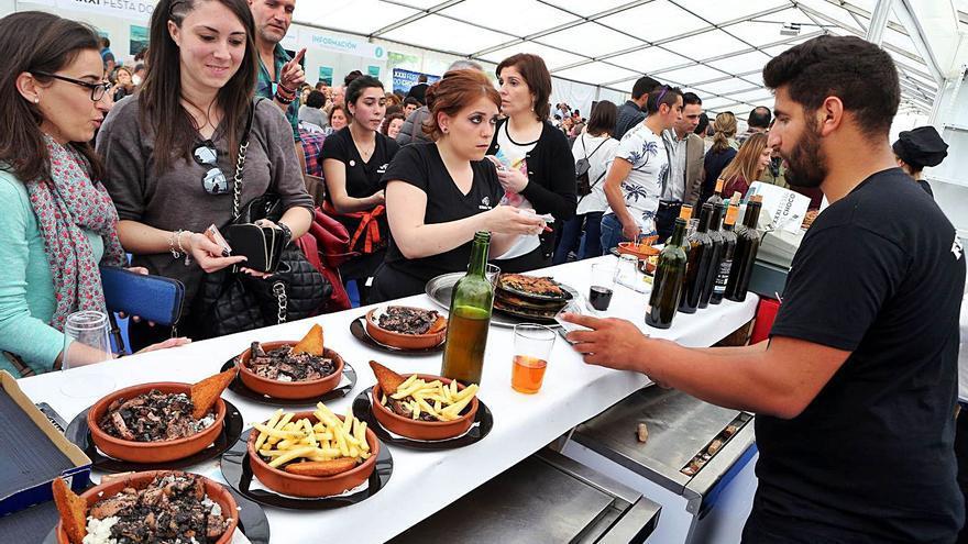 Redondela sustituirá la Festa do Choco por unas jornadas de exaltación en restaurantes