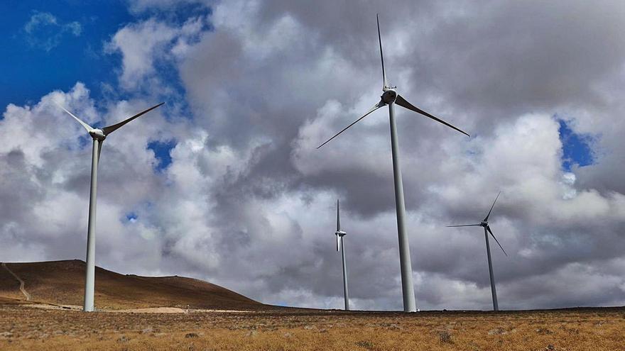 Los nuevos aerogeneradores pueden cubrir el abasto de luz de 8.300 casas