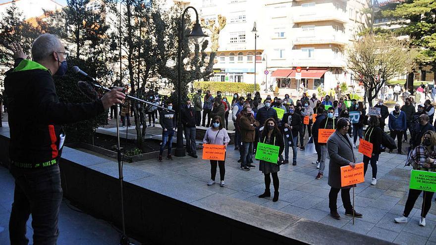 La hostelería saca a la calle a 700 personas mientras prepara su reapertura de mañana